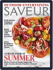 Saveur (Digital) Subscription August 1st, 2015 Issue