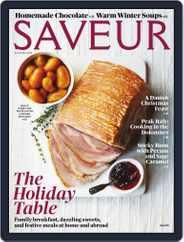 Saveur (Digital) Subscription December 1st, 2015 Issue