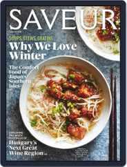 Saveur (Digital) Subscription January 1st, 2016 Issue
