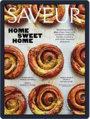 Saveur (Digital) Subscription December 1st, 2017 Issue