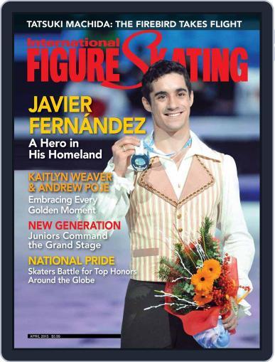 International Figure Skating April 1st, 2015 Digital Back Issue Cover