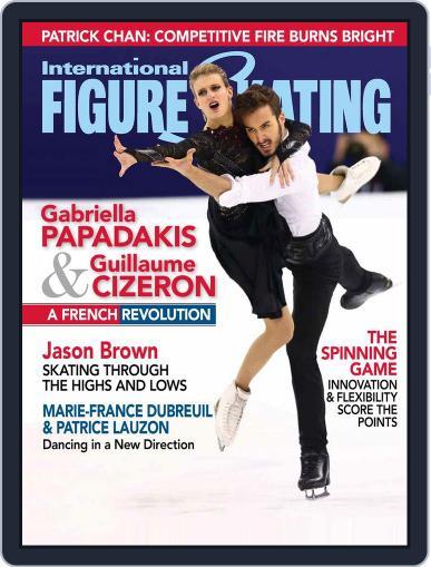 International Figure Skating August 1st, 2015 Digital Back Issue Cover