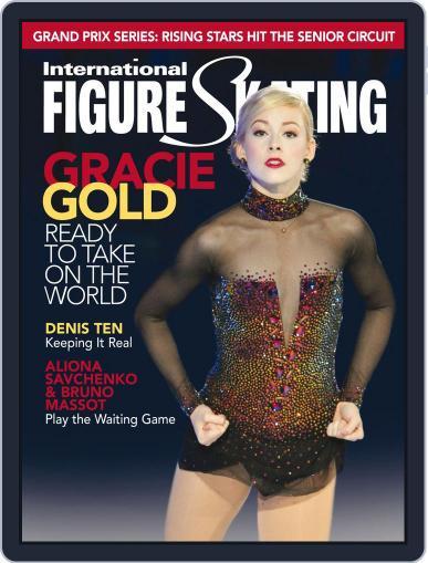 International Figure Skating October 1st, 2015 Digital Back Issue Cover