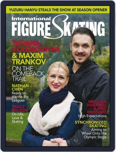 International Figure Skating December 1st, 2015 Digital Back Issue Cover