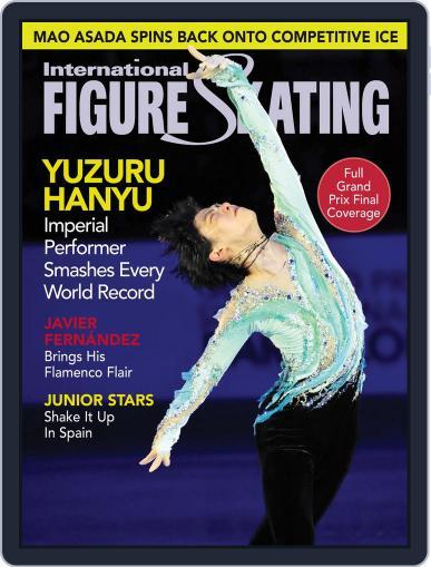 International Figure Skating January 5th, 2016 Digital Back Issue Cover