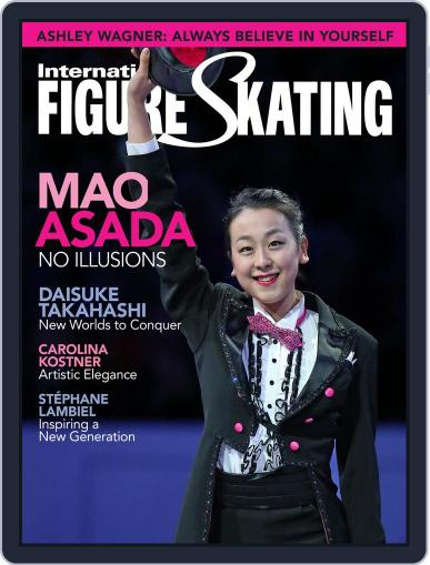 International Figure Skating August 23rd, 2016 Digital Back Issue Cover