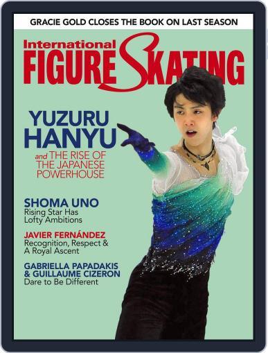 International Figure Skating November 1st, 2016 Digital Back Issue Cover