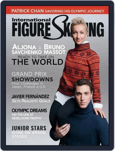 International Figure Skating November 1st, 2017 Digital Back Issue Cover