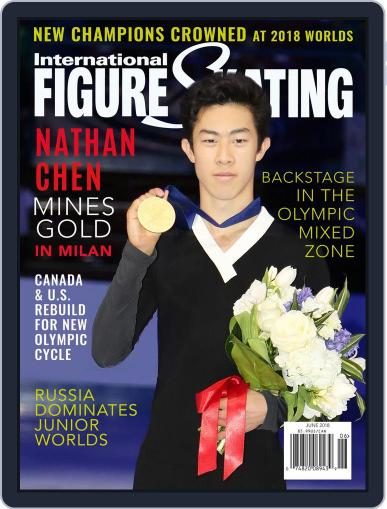 International Figure Skating May 1st, 2018 Digital Back Issue Cover