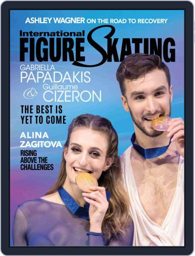 International Figure Skating November 1st, 2018 Digital Back Issue Cover