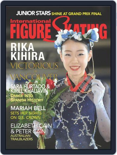 International Figure Skating January 1st, 2019 Digital Back Issue Cover
