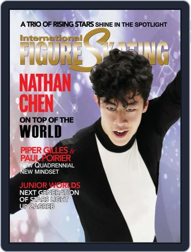 International Figure Skating May 1st, 2019 Digital Back Issue Cover