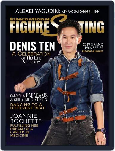 International Figure Skating September 1st, 2019 Digital Back Issue Cover