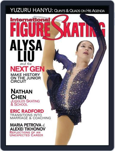 International Figure Skating November 1st, 2019 Digital Back Issue Cover