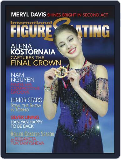 International Figure Skating February 1st, 2020 Digital Back Issue Cover