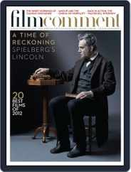Film Comment (Digital) Subscription January 9th, 2013 Issue