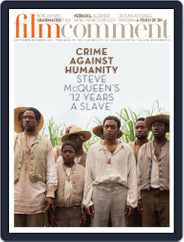 Film Comment (Digital) Subscription September 9th, 2013 Issue