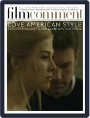 Film Comment (Digital) Subscription September 8th, 2014 Issue