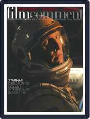Film Comment (Digital) Subscription November 1st, 2014 Issue
