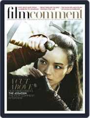 Film Comment (Digital) Subscription September 1st, 2015 Issue