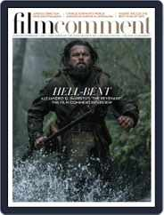 Film Comment (Digital) Subscription January 3rd, 2016 Issue