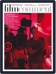Film Comment (Digital) Subscription March 3rd, 2016 Issue