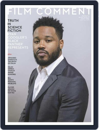 Film Comment March 1st, 2018 Digital Back Issue Cover