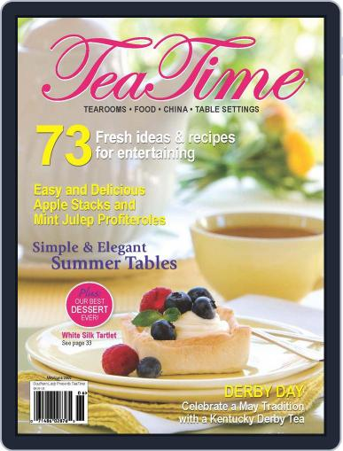 TeaTime May 1st, 2009 Digital Back Issue Cover