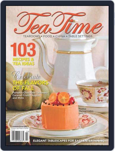 TeaTime September 1st, 2009 Digital Back Issue Cover