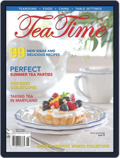 TeaTime May 1st, 2010 Digital Back Issue Cover