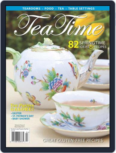 TeaTime March 1st, 2011 Digital Back Issue Cover