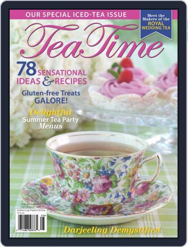 TeaTime July 1st, 2011 Digital Back Issue Cover