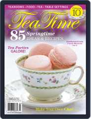 TeaTime (Digital) Subscription March 1st, 2013 Issue