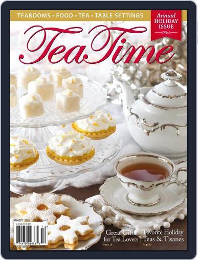 TeaTime November 2nd, 2016 Digital Back Issue Cover