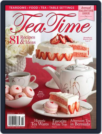 TeaTime January 2nd, 2017 Digital Back Issue Cover