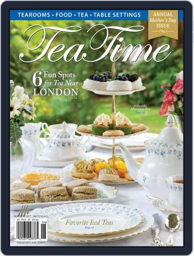 TeaTime May 1st, 2017 Digital Back Issue Cover