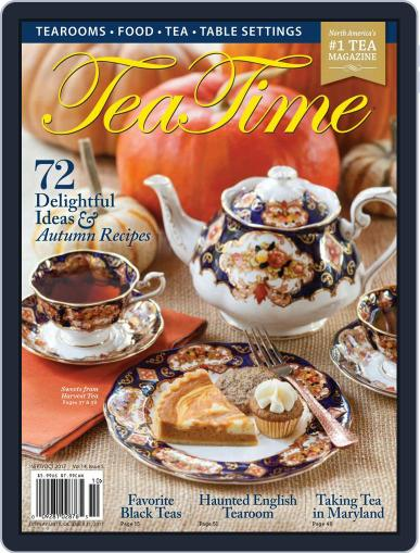 TeaTime August 8th, 2017 Digital Back Issue Cover