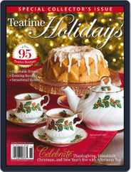 TeaTime (Digital) Subscription December 25th, 2017 Issue