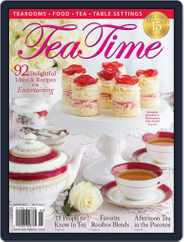 TeaTime (Digital) Subscription January 1st, 2018 Issue