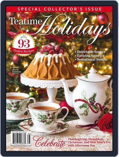 TeaTime December 24th, 2018 Digital Back Issue Cover