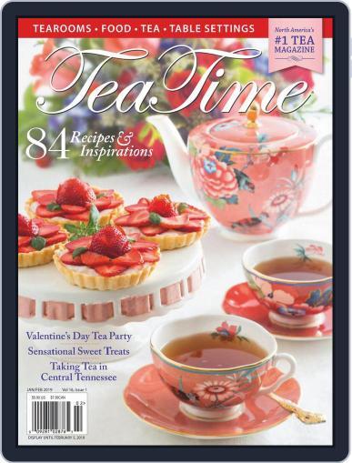 TeaTime January 1st, 2019 Digital Back Issue Cover