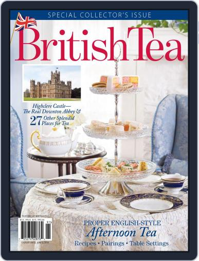 TeaTime February 12th, 2019 Digital Back Issue Cover