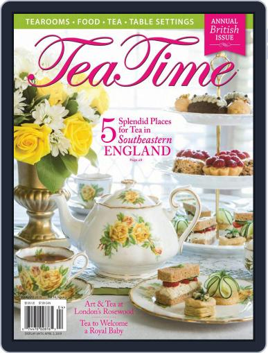 TeaTime March 1st, 2019 Digital Back Issue Cover