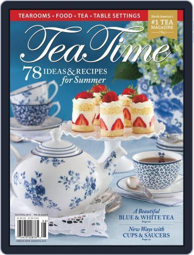 TeaTime July 1st, 2019 Digital Back Issue Cover