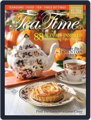 TeaTime September 1st, 2019 Digital Back Issue Cover