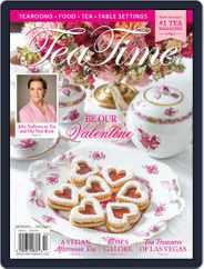 TeaTime (Digital) Subscription January 1st, 2020 Issue