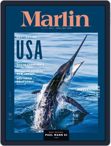 Marlin April 1st, 2018 Digital Back Issue Cover
