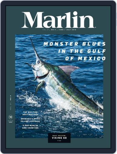 Marlin May 12th, 2018 Digital Back Issue Cover