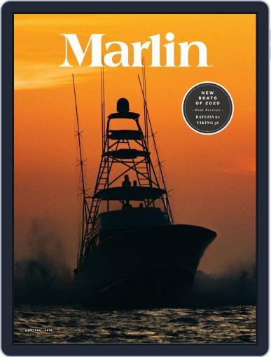 Marlin November 1st, 2019 Digital Back Issue Cover