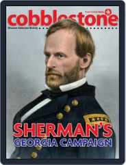 Cobblestone American History and Current Events for Kids and Children (Digital) Subscription January 1st, 2018 Issue